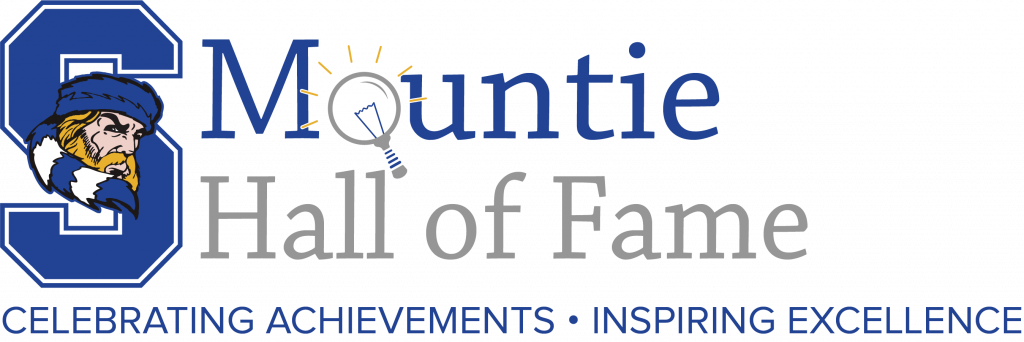 Mountie Hall of Fame Logo
