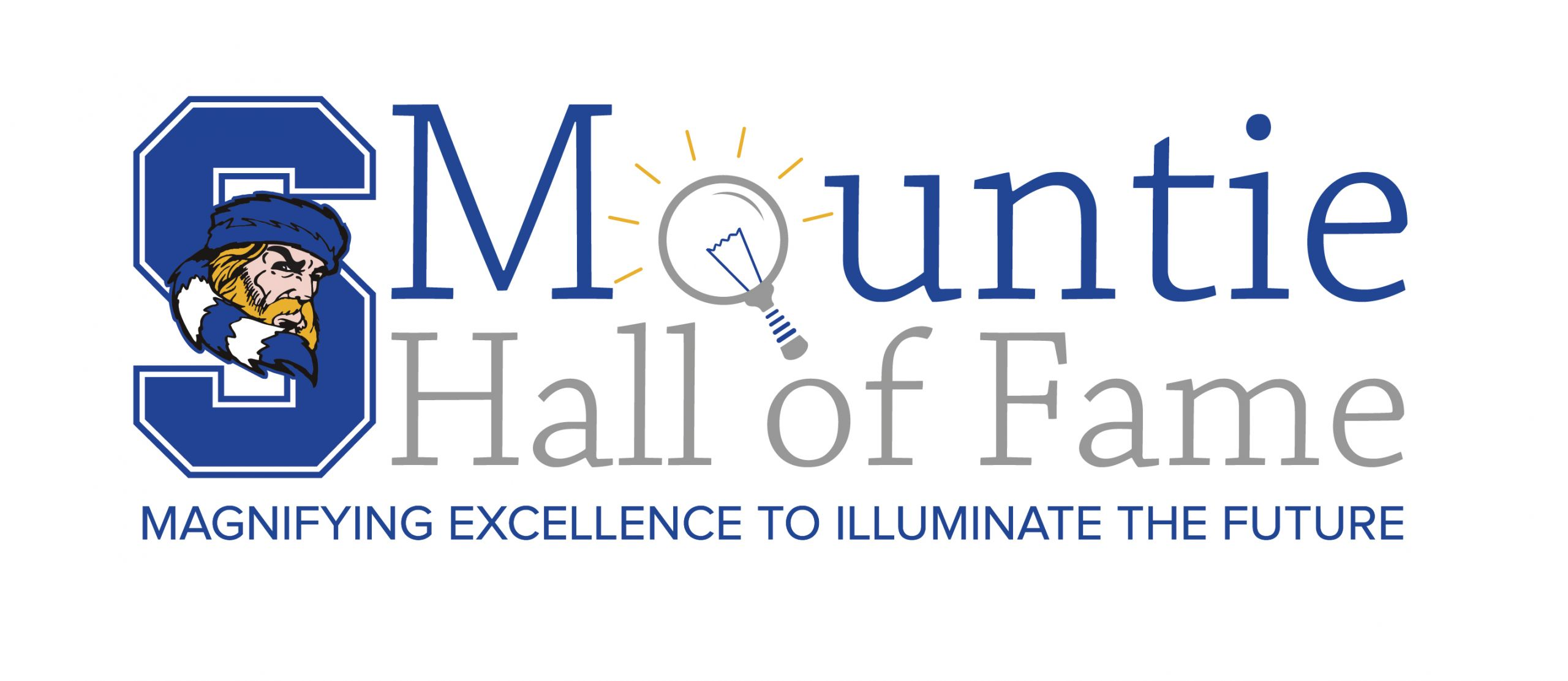 Mountie Hall of Fame Logo
